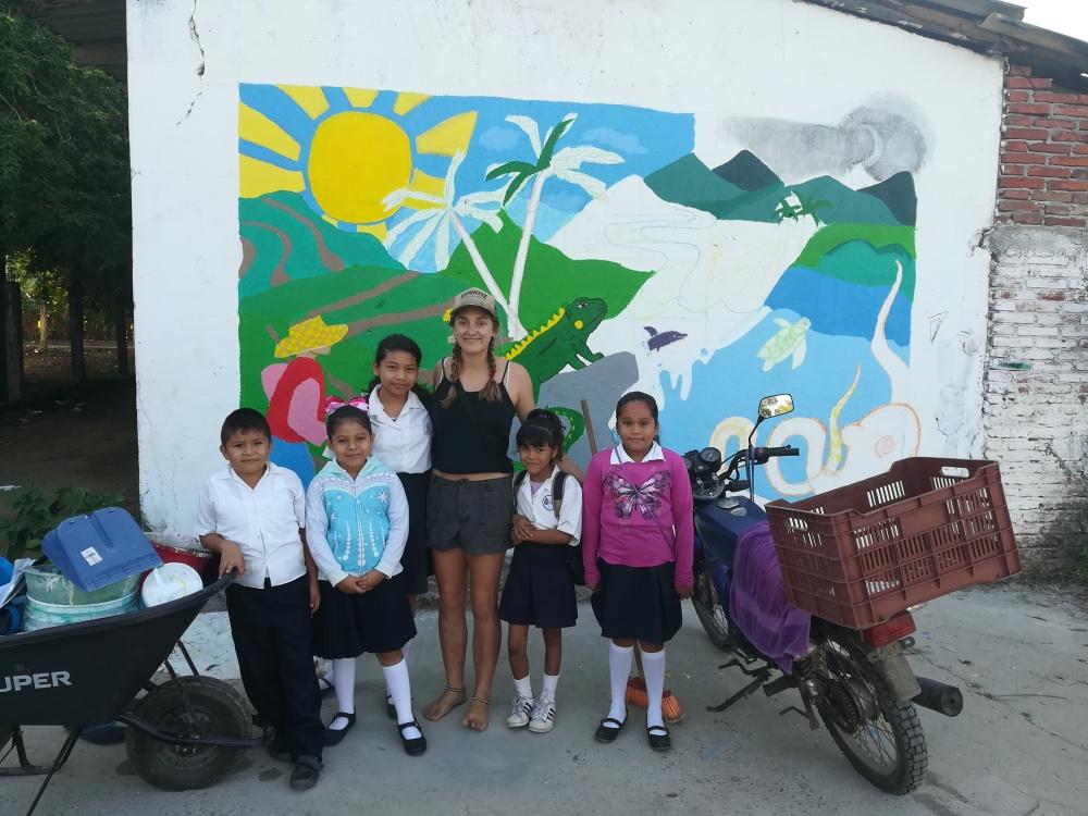 Community Mural Impact