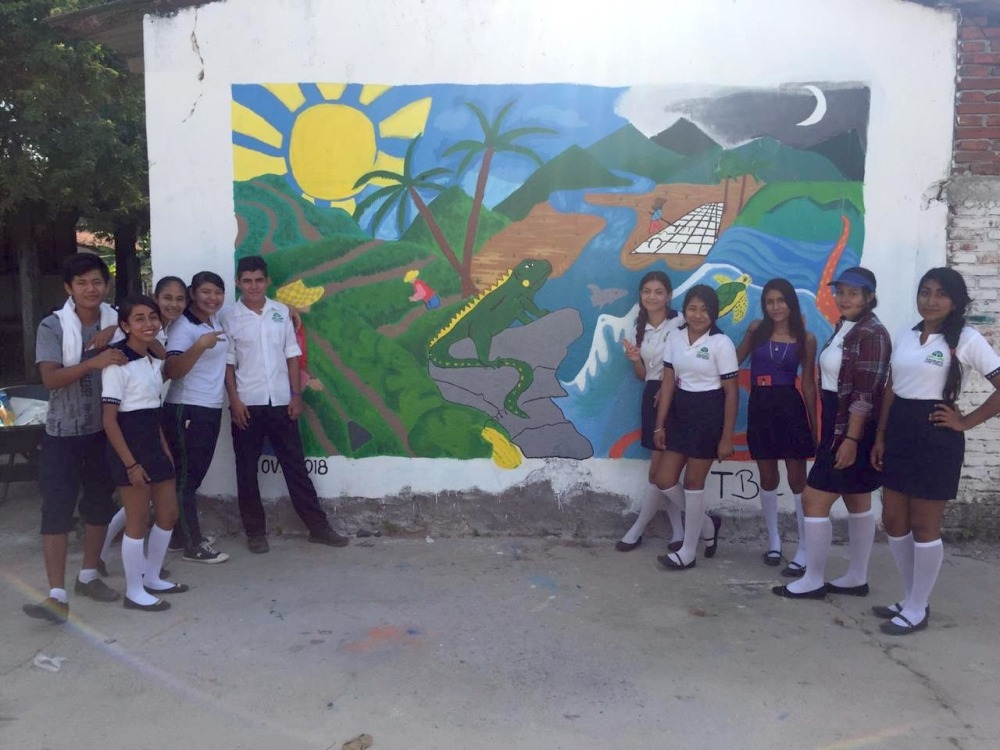 Community Mural Team
